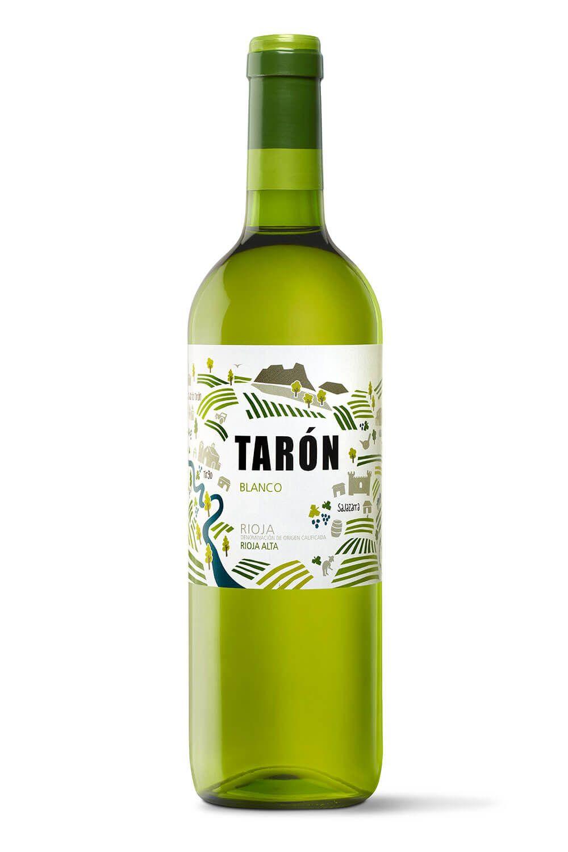bodegas taron vinos la rioja taron blanco peq