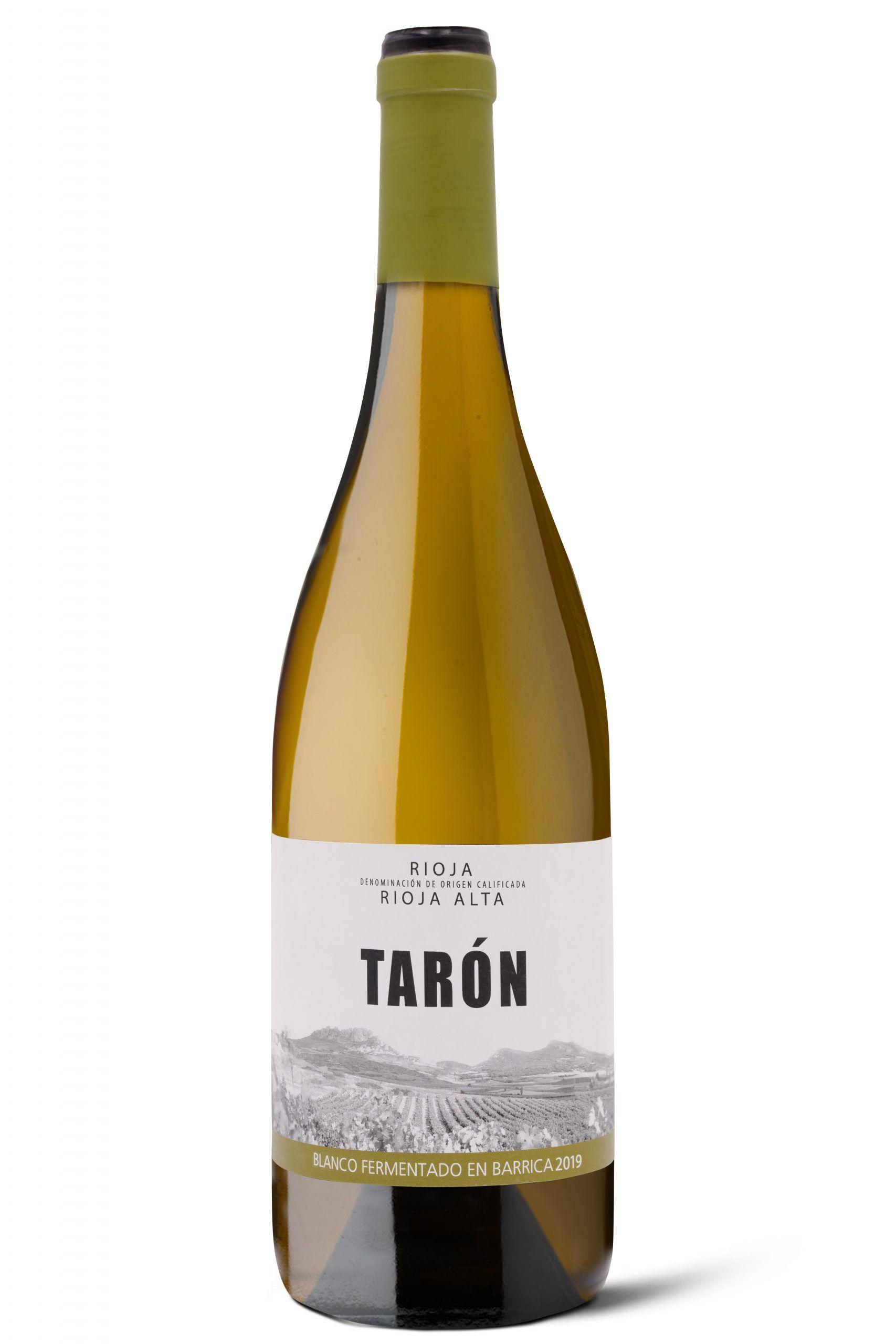 Tarón Barrel fermented white