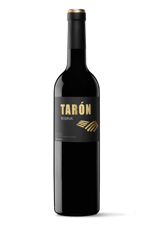 bodegas taron vinos la rioja taron reserva peq