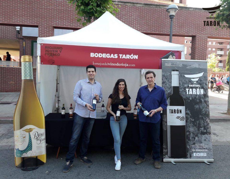 Bodegas Tarón vinos La Rioja riojano