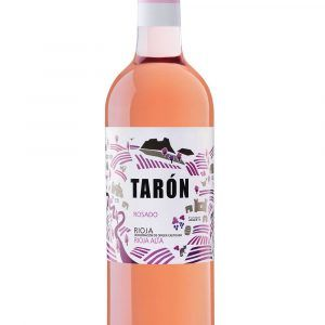 Vino Rosado Bodegas Tarón