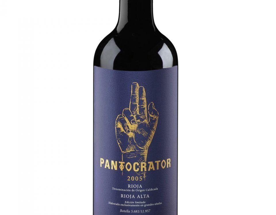 bodegas taron vinos la rioja pantocrator
