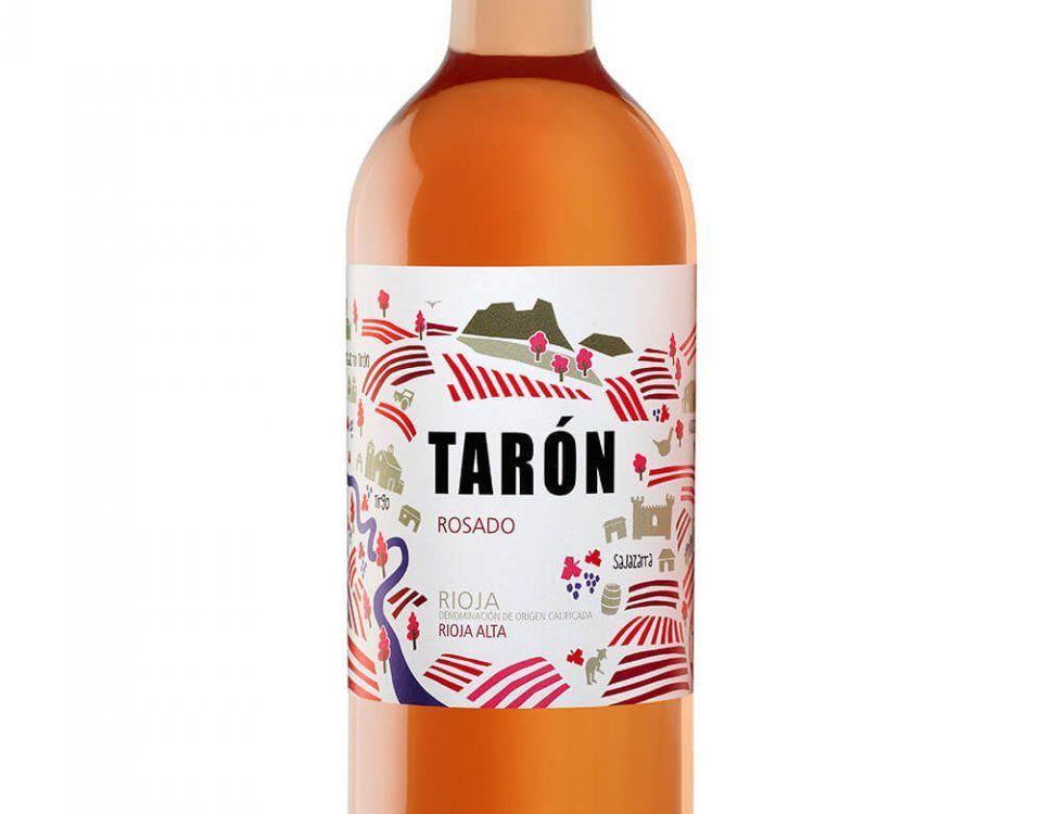 bodegas taron vinos la rioja taron rosado