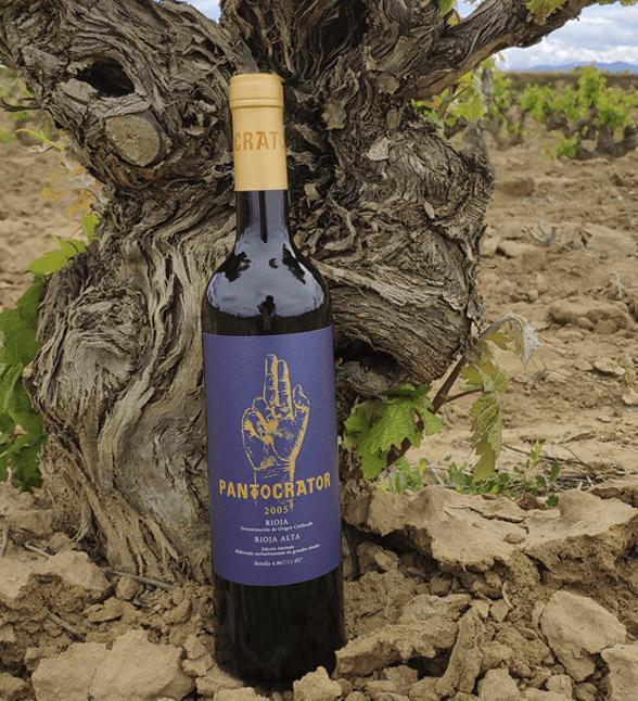 bodegas taron pantocrator viñas