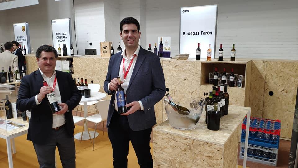 Bodegas Tarón Barcelona Wine Week