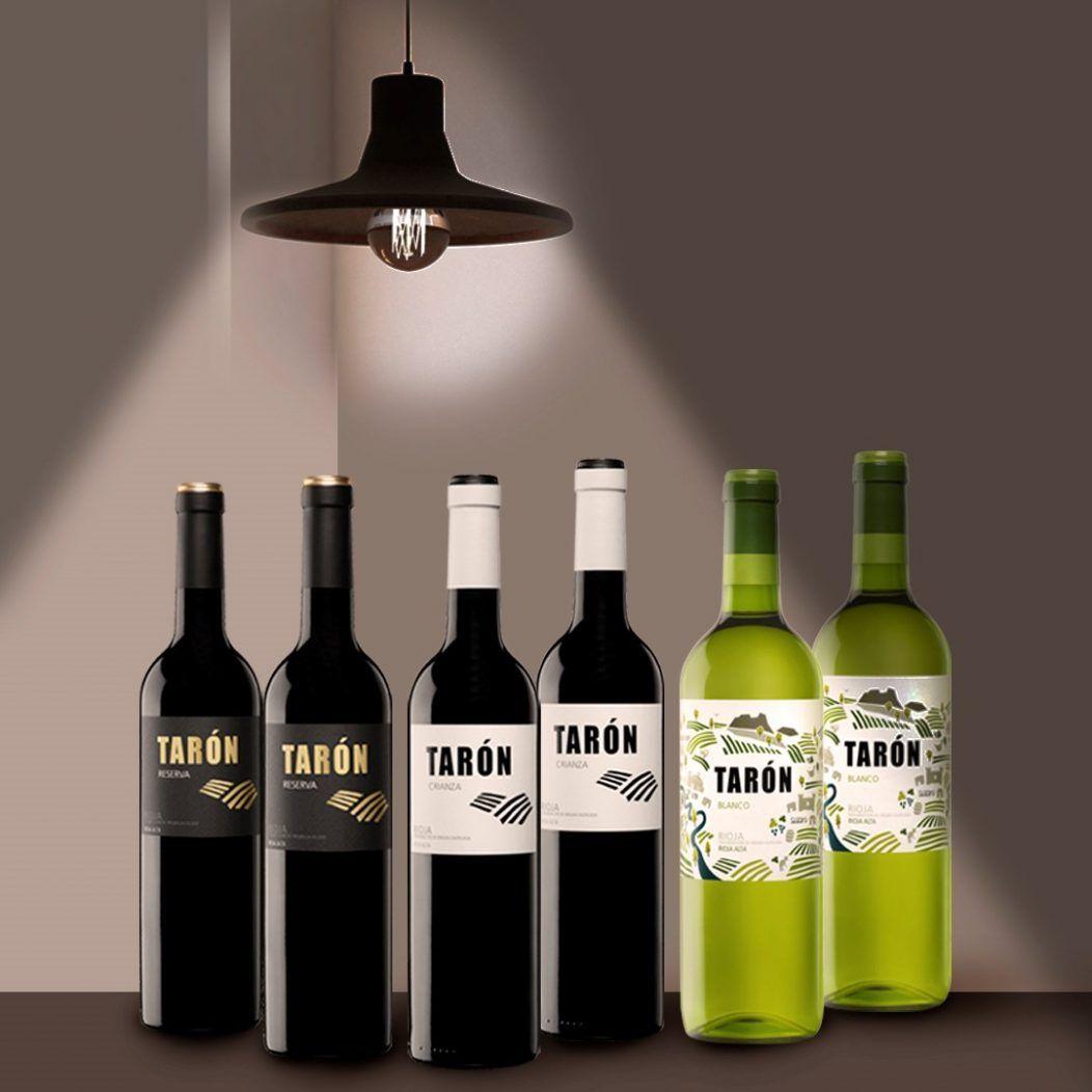 Comprar vino Rioja Pack Bodegas Tarón