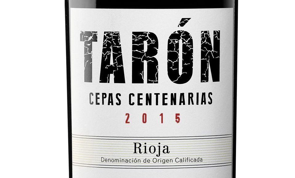 Vino Botella Tarón Cepas Centenarias 2015