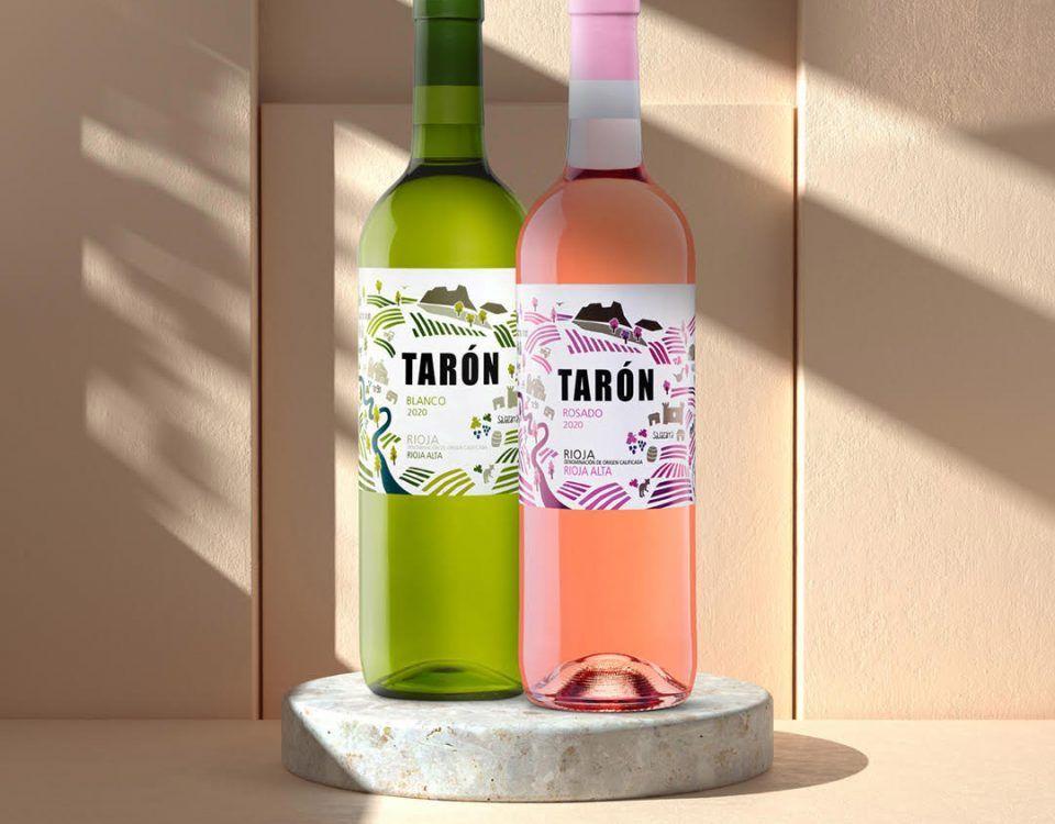bodegas-taron-vinos-la-rioja-alta-nuevas-añadas-blanco-y-rosado-2021